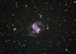 M76 - Nebulosa Tappo di Sughero