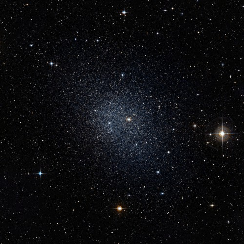 la $galassia$ sferoidale Fornax Dwarf