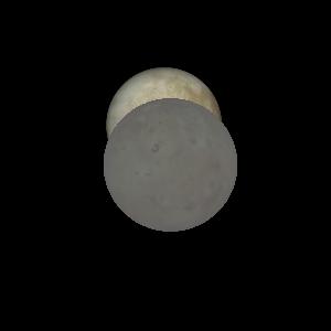 Io è in eclissi ed Europa è occultato (visibile)