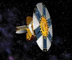 Il satellite NASA WMAP.