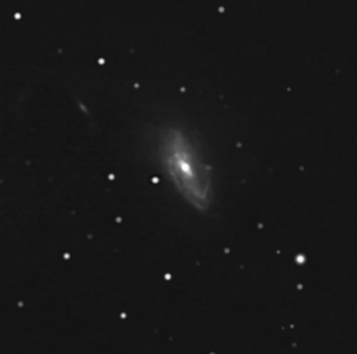la $galassia$ a spirale $NGC$ 7140