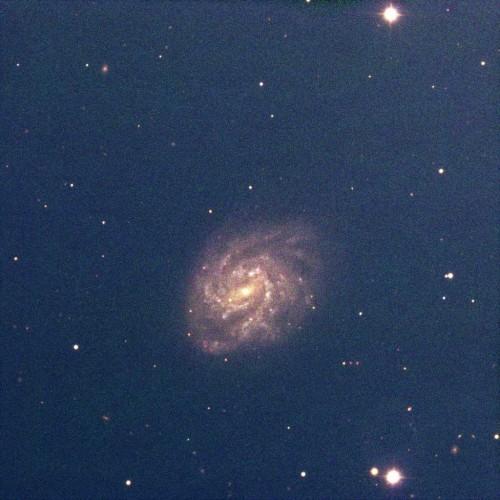 la $galassia$ a spirale barrata $NGC$ 7418