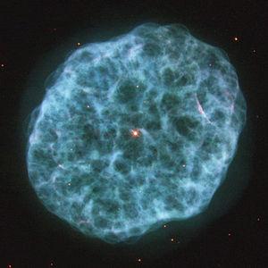 La Nebulosa planetaria NGC 1501