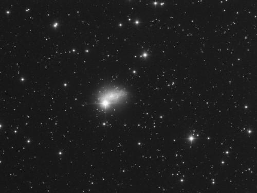 la galassia irregolare IC 5152