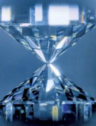 I fisici riproducono le condizioni estreme dell'interno della Terra pressando campioni di ferro tra due diamanti con le qualità di una gemma.