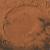 Primo piano del cratere Schiaparelli