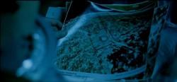 foto del cratere Tycho, apparsa nel film