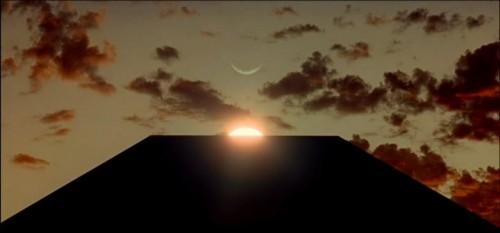 l'immagine simbolo di 2001 Odissea nello Spazio