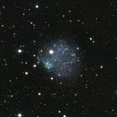 la $galassia$ nana irergolare Sextans A