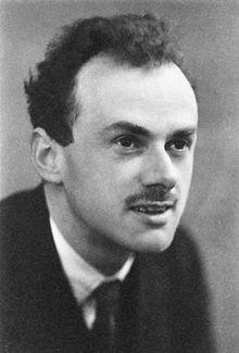 Un giovane Paul Dirac (1902-1984) nel 1933 (Wikimedia Commons)
