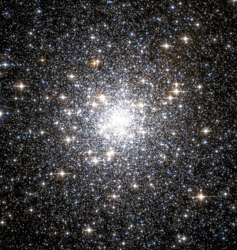 il bellissimo globular cluster $NGC$ 6541