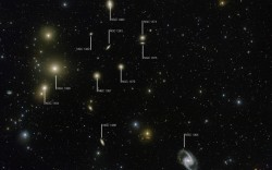NGC 1399 - 1404
