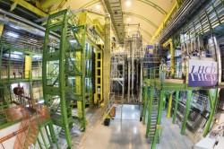 L'esperimento Lhcb. Crediti: Maximilien Brice/CERN