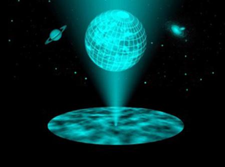 L'universo come ologramma