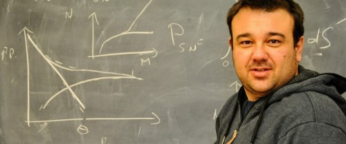 Nico Cappelluti, ricercatore postdoc alla Yale University