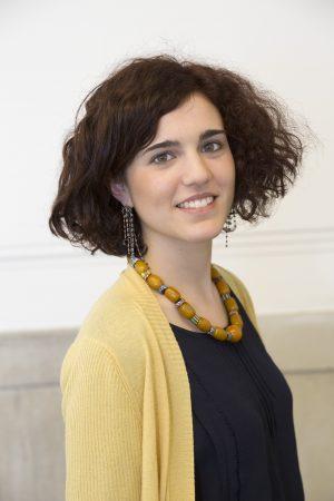 Flaminia Giacomini, coautrice dello studio, dottoranda all'Università di Vienna