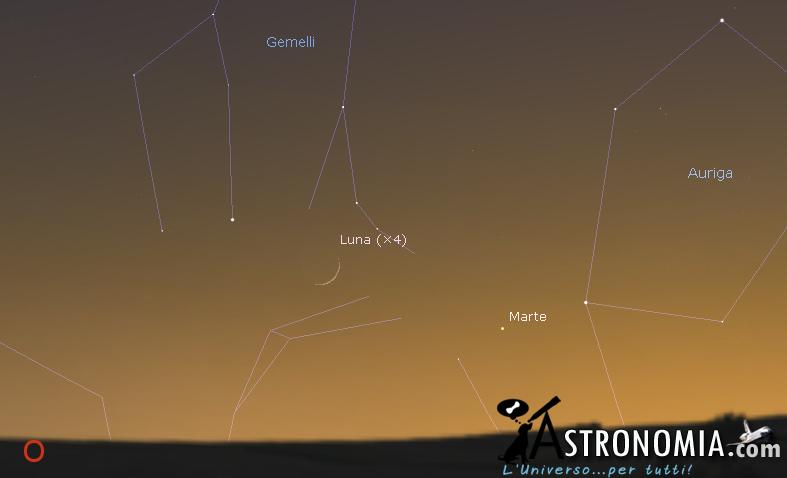 Il cielo del mese - Pagina 5 Congiunzione-luna-marte-giorno-27-ore-21