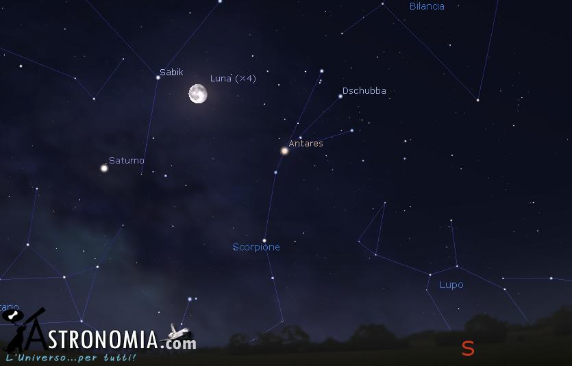 Il cielo del mese - Pagina 5 Congiunzione-luna-saturno-giorno-13-ore-1