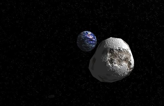 asteroid near earth 2019 - 576×372
