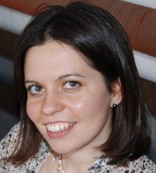 Raffaella Margutti, coautrice dello studio sulla superova Sn 2017egm, assistant professor al Center for Interdisciplinary Exploration and Research in Astrophysics (Ciera) della Northwestern University. Fonte: http://bit.ly/2vpfENF