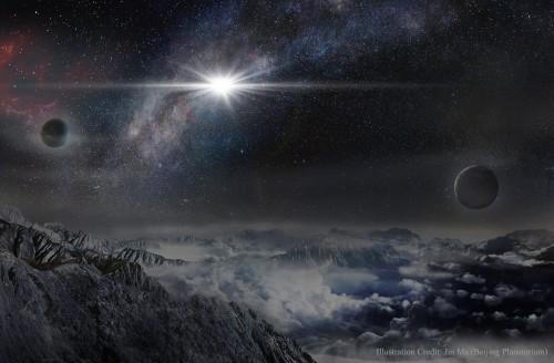 Crediti: Jin Ma (Beijing Planetarium) / Nasa Apod