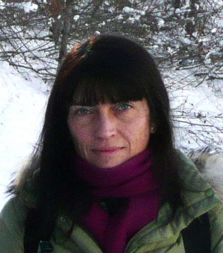 Claudia Raiteri, astronoma presso l'Inaf di Torino