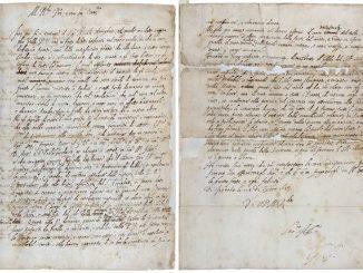 La lettera di Galileo Galilei
