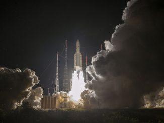 Decollo Ariane 5 Bepicolombo