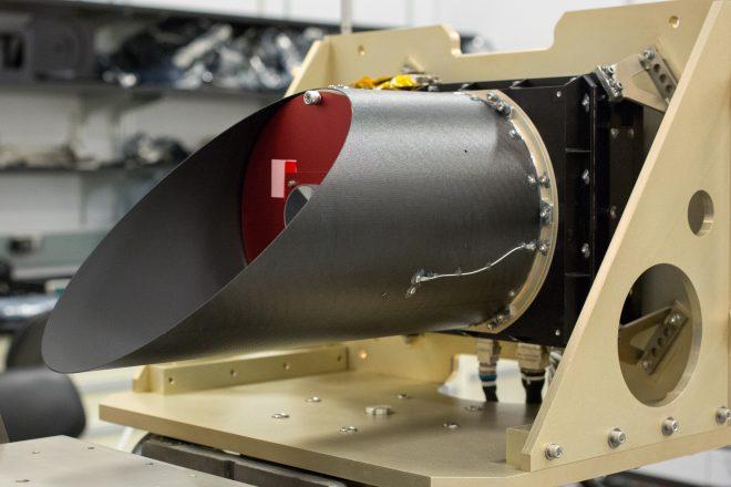 lo spettrometro ad emissione termica OSIRIS-REx (OTES)