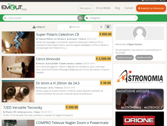 La Homepage di Emout.org