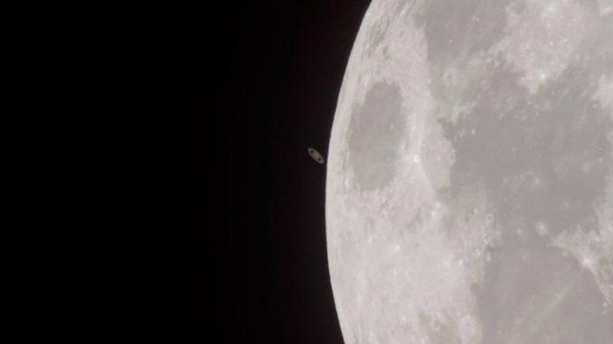 Occultazione di Saturno