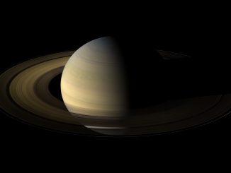 Gli anelli di Saturno