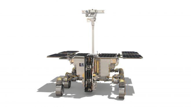Il rover della missione ExoMars2020