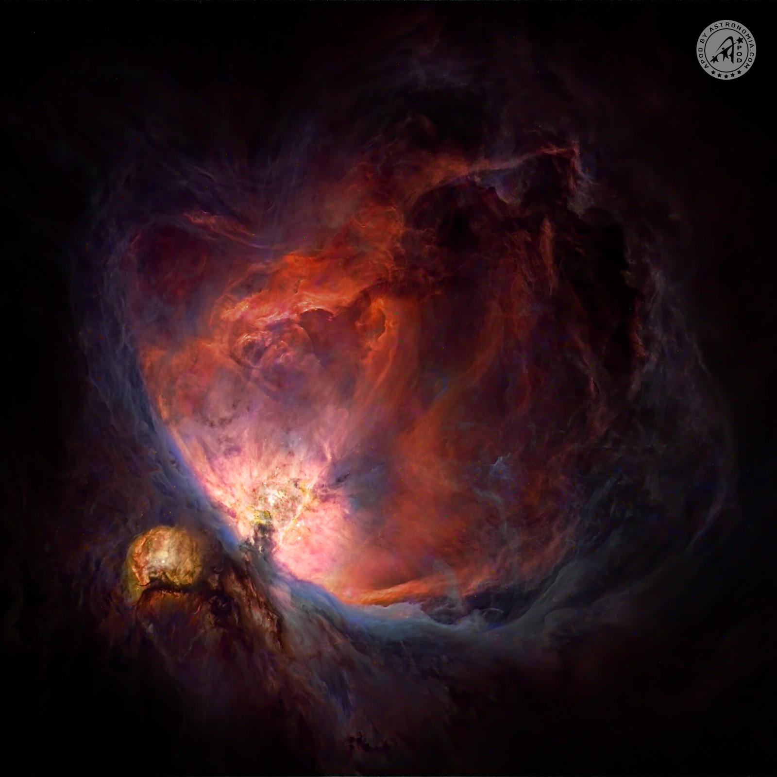Video del mese, costellazioni, posizione dei pianeti, mappe stellari dettagliate, comete ed effemeridi. Tutti gli eventi astronomici di Febbraio 2021! - Copyright: Manuel Huss