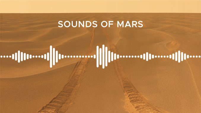 I suoni di Marte