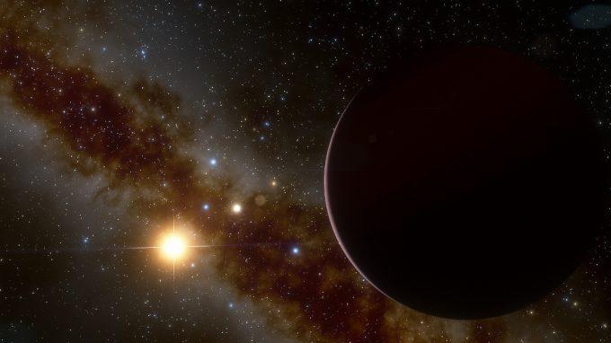 Rappresentazione artistica di un exoplanet. Fonte: Wired