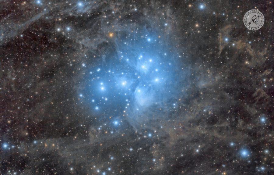 Le Pleiadi - M45